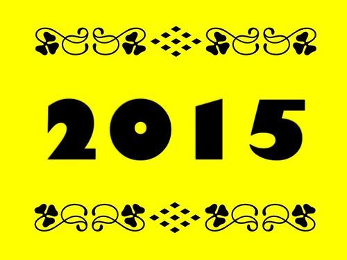Buzzword Bingo: 2015