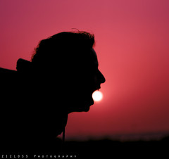Hungry.. (ZiZLoSs) Tags: sun silhouette canon mouth eos ii hungry f18 ef50mmf18ii aziz abdulaziz  ef50mm zizloss  3aziz canoneos7d almanie abdulazizalmanie httpzizlosscom