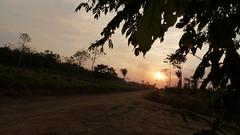 Caminando por guaviare (Elbisnet) Tags: naturaleza sol atardecer colombia selva amanecer llano guaviare sanjosdelguaviare