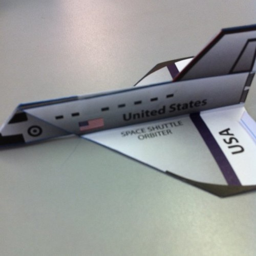 Space Orbiter, 14.02.11