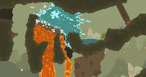 PixelJunk Shooter for PS3