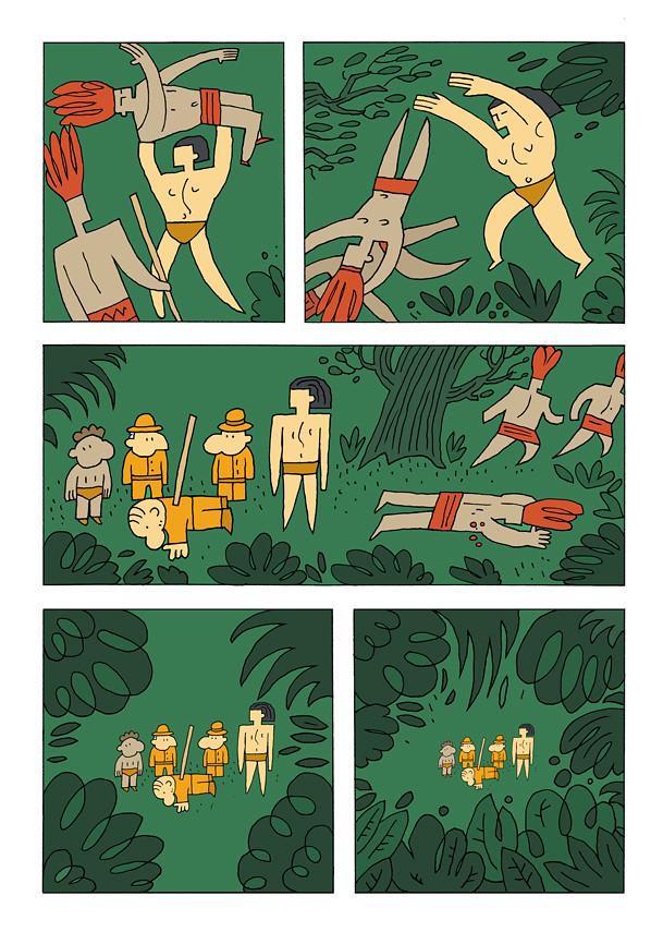 6 bob jungle