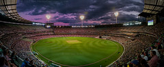 MCG under lights (The Eternity Photography) Tags: england canon lights dusk australia melbourne victoria cricket mcg digitalphotography 2011 twenty20 melbournecricketground underlights englandvsaustralia santanubanik theeternity twenty20match t20cricket        wwwfrozenforeternitycom 2ndt20