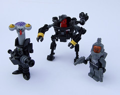 big or small (Rogue Bantha) Tags: lego bugeyed hardsuit blacktron