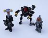 big or small (Rogue Bantha) Tags: lego bugeyed hardsuit blacktron