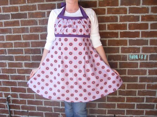 Emmaline apron side 2, UGHS