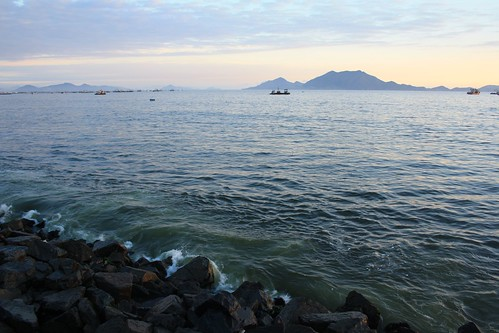 Peruvian seashore