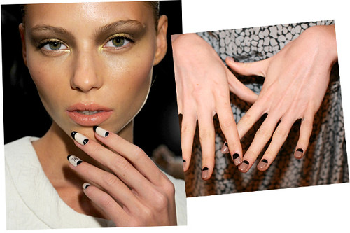 Nail It The Latest Trend Nail Art The Model Management Blog