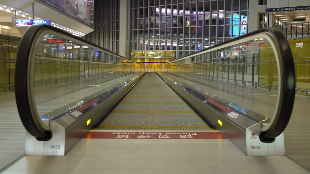 Travelator Mouth