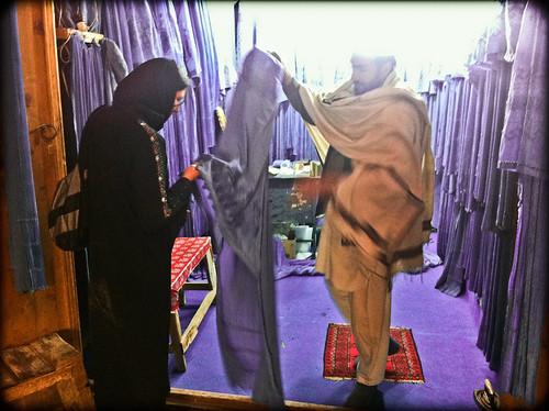 Burka Dealer