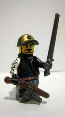 Apocalego Survivor (The Brick Guy) Tags: lego minifigure kar98 shortshot brickarms apocalego