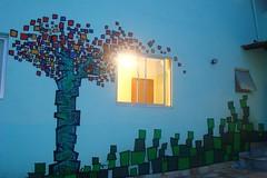 arvore casa (Joo Martins Neto) Tags: geometrico graffiti casa arte arvore martins cor joo grafite neto colorido quadrada quadrados geometrica jp