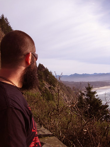 Here's the Oregon coast