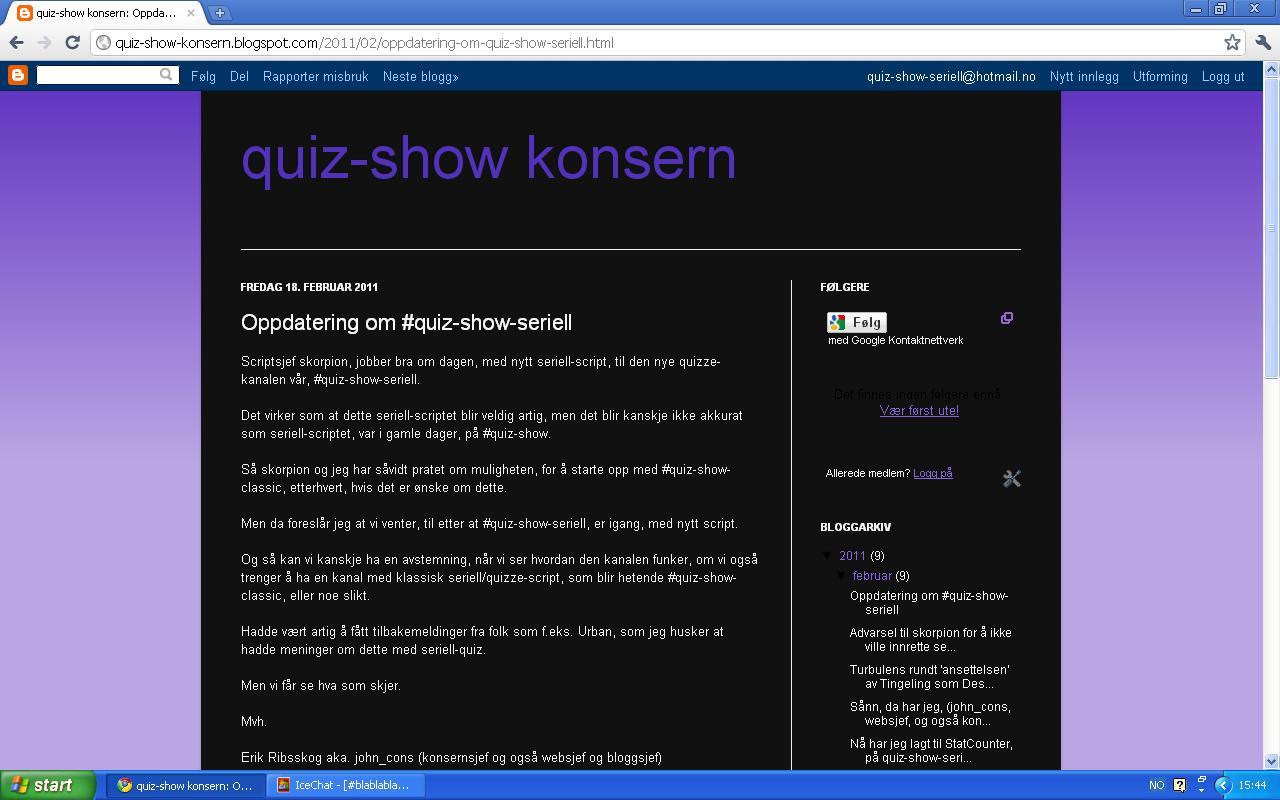 quiz show classic