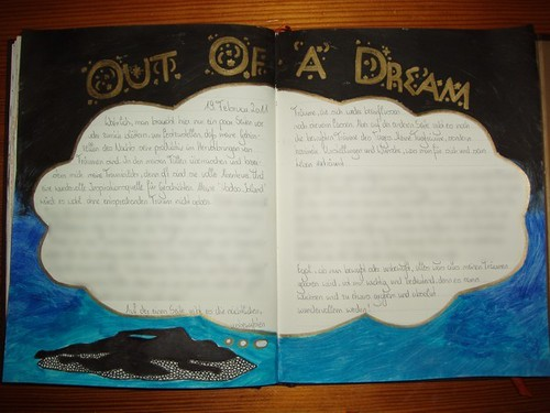 February Journaling Challenge, Day-9: Out Of A Dream.