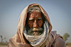 Life after the floods in Shikarpur (Lil [Kristen Elsby]) Tags: old pakistan portrait topf25 topv2222 beard asia village elderly blanket pakistani aged shawl sindh southasia sindhi shikarpur 203528l alikhan 2035f28l