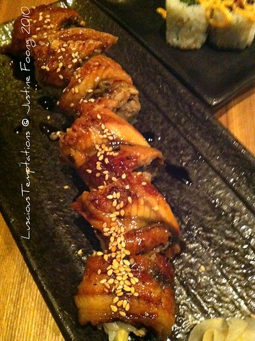 Dragon Roll - Nizuni, Fitzrovia