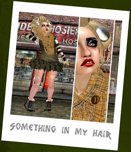 Something In My Hair