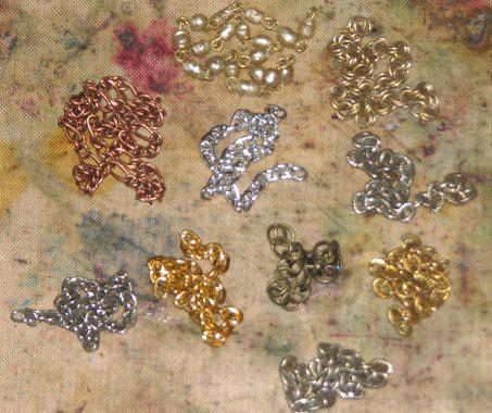 Vintage Chain Tassel 003