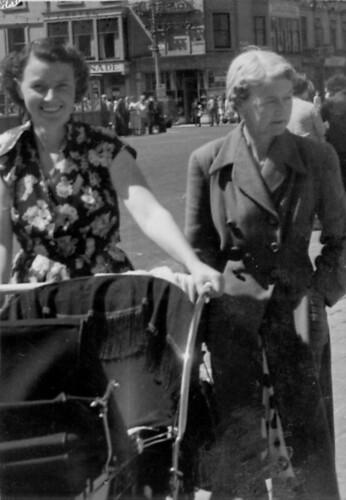 Mary Haggart 1957