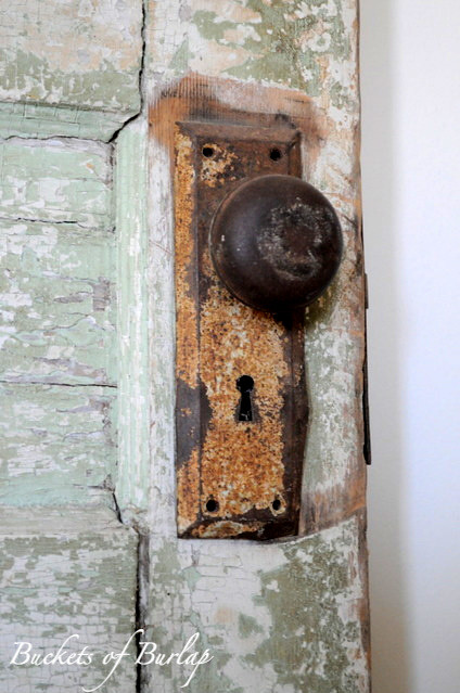 Old Chippy Door