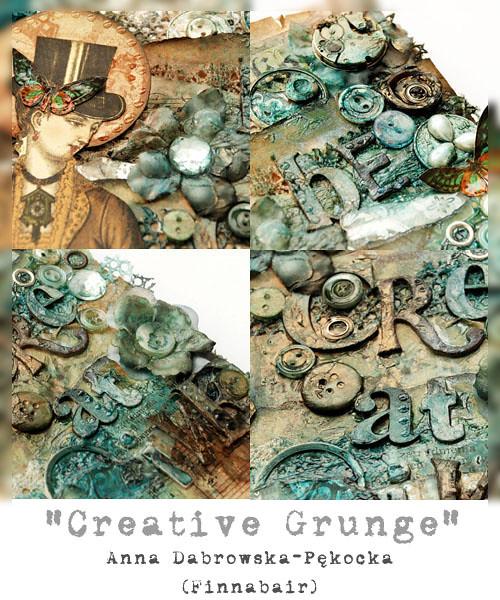 Creative Grunge class - ScrapJause 2011