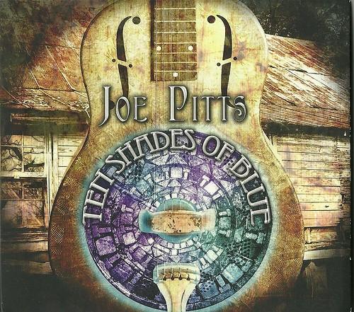 Joe Pitts CD Cover