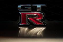 GTR Badge (Joshishi) Tags: auto show chicago cars skyline illinois nissan gtr 2011 105mmf28dmicro
