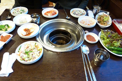 Day 2 - Dinner in Gangnam