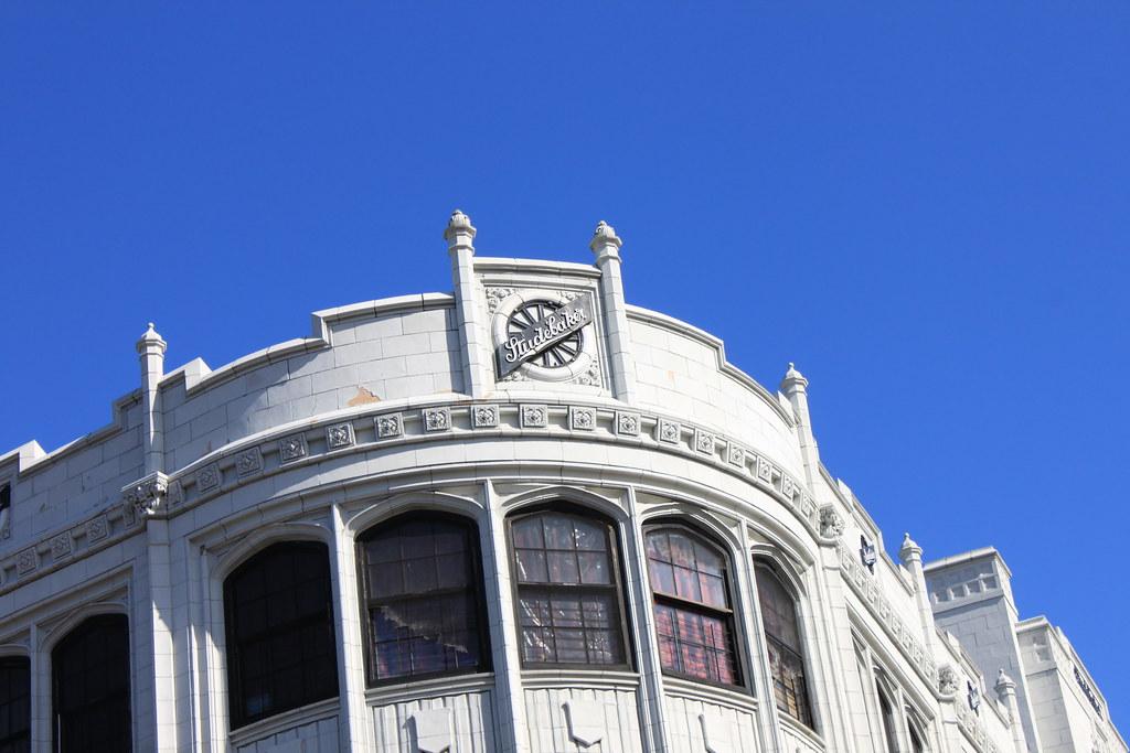 The Studebaker Building