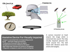 Assistive Device for the Visually Impaired