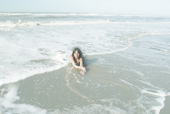 The Mermaid (RipeFoto) Tags: selfportrait mermaid conceptualphotography inthesea ripefoto ripephotography