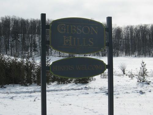 Gibson Hills Trail