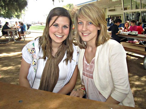 Jen and Anita