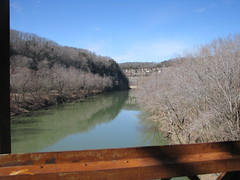 Camp Nelson (kaintuckeean) Tags: bridge abandoned river kentucky jessamine nicholasville campnelson kentuckyriver jessaminecounty