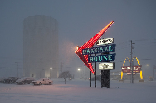 Hanover Pancake House, McDonald's, Water Tower