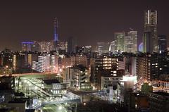 Yokohama (Lemuel Montejo) Tags: night nikon clear yokohama d7000 nikkor50mmf14g emwing nikond7000 emwingmontejo lemuelmontejo