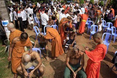 Cambodia Religious