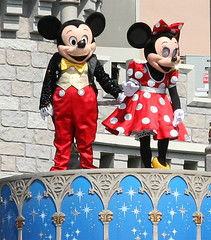 Disney Mickey and Minnie