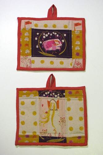 Day 27: Fairy Tale Potholders