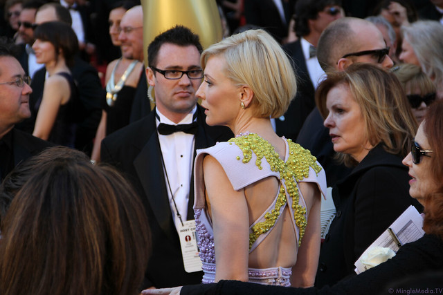 Cate Blanchett at the 83rd Academy Awards Red Carpet IMG_1011 by MingleMediaTVNetwork