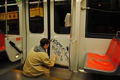 DSC_0588 (keyareahh) Tags: graffiti san francisco osama muni bqm osamah