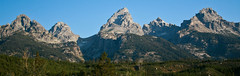 Tetons From Moose (tvest) Tags: mountains canon grand moose wyoming tetons teewinot