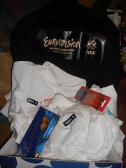 ESC Helsinki 2007 merchandise =D