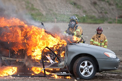 Car Fire - Riverside Fire Department
