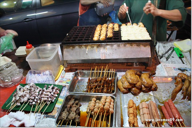 Perak Road Friday Night Market - Tako Yaki 2