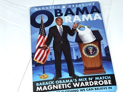 A Change of Clothing We Can Believe In (laptoppingpong) Tags: dressup magnets obama barackobama obamarama magneticwardrobe