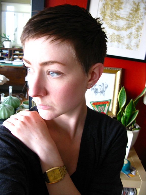 march new pixie cut