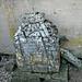 tombe cimetière de Marsal