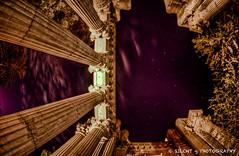 SF Palace (Silent G Photography) Tags: night stars san francisco palaceoffinearts photomatix nikkor105fisheye markgvazdinskas silentgphotography